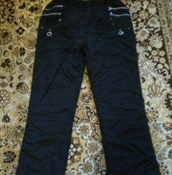 Pantaloni de iarna