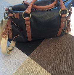 Leather Bag Margot Italy