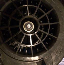 Motor de încălzire 24 volți