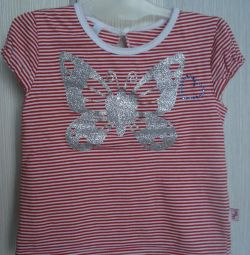 T-shirt for children mmMadak MMDadak, size 80