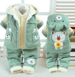 дитячий комплект одягу