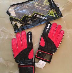 Γάντια τερματοφύλακα