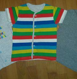Mothercare tişörtler 86-92 р.