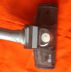 Nozzle for vacuum cleaner