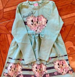 Dress for the garden 110-116