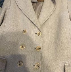 Пальто драпове