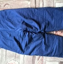 Special pants overalls