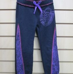 Pantaloni MONSTER HIGH tricotat