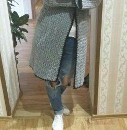 Cardigan. haină