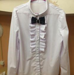Блузка шкільна форма Маленька леді