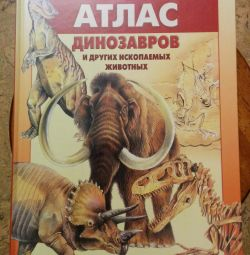 Atlas of dinosaurs and other fossil animals
