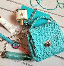 Knit handbags to order 😘
