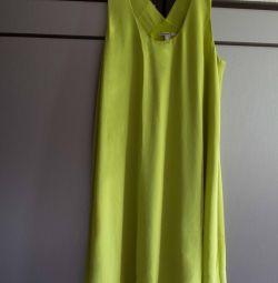 Μεταξωτό φόρεμα μάρκας MEXX