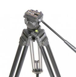 Τρίποδο με κεφαλή βίντεο FST ST-650