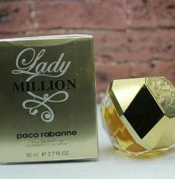 Πάκο Ραπανάν 1 εκατομμύριο κυρία, γυναίκες Paco Roban