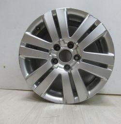 Cast disc 7J.R16.H2.ET42 Volkswagen Jetta 6 oem 6c0601025ac (scuffed) (cl-3)