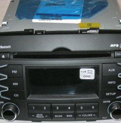 Car radio G500 KIA Sorento 96150-2P000amca