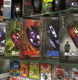 Backlit Gaming Mice