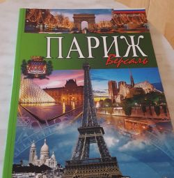 Paris Versay, 350 fotoğraf, yeni kitap