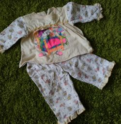 Пижама 74-80