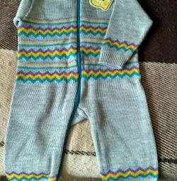 Overalls 92size. New