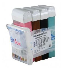 ITALWAX Flex 4 Cartridge Promotional Pack + Gift