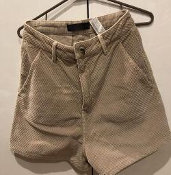 Pantaloni scurți Zara