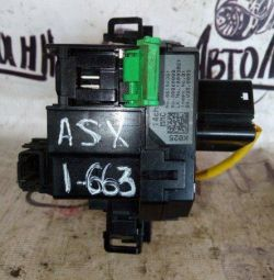 Φλάντζα πηδαλίου Flex (σαλιγκάρι) Mitsubishi Asx 1.8