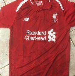 T-shirt παιχνίδι Λίβερπουλ new.11 Salah