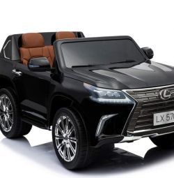 Children's electric car LEXUS LX 570