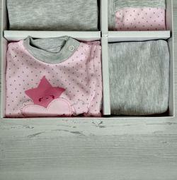 Set de cadouri pentru descurajarea nou-născuților