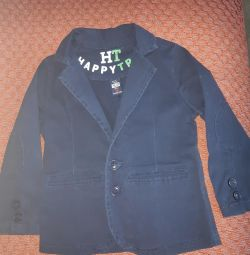 The jacket for the fashionista Size 92. From 1.5 to 2.5 years.
