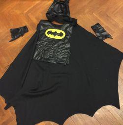 Batman costum de carnaval