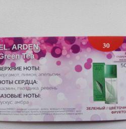 Perfume El.Arden / Aden Green Tea