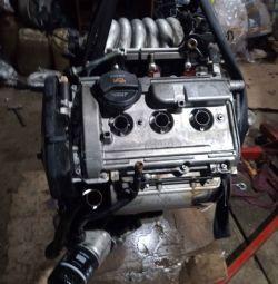 Двигатель AMX