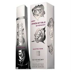 Givenchy Toilet Water Very Irresistible