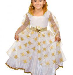 Детский карнавальный костюм Фея ночи