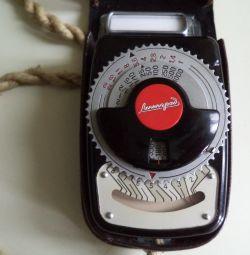 Exposure meter Leningrad (USSR)