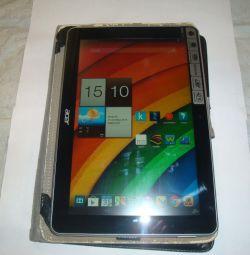Acer Iconia Tab A3-A11 16Gb - 3G - 4 πυρήνες / 16GB / 1GB