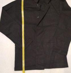 Overalls summer jacket