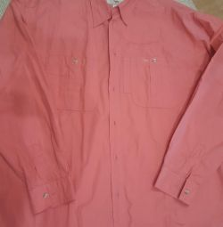 Рубашка  CAMELновая