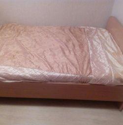 Кровать 1,5 спальняя