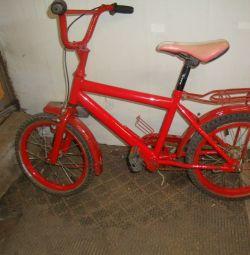 Велосипед детский autor колеса 16 дюймов