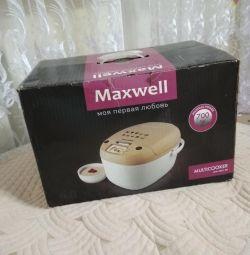 Maxwell multicooker (nou)