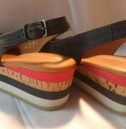 Sandals Salamander