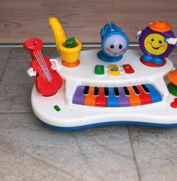 Игрушка светящаяся и музыкальная