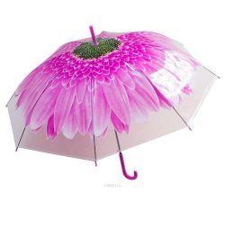 Нові прозорі парасолі