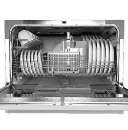 Новая посудомоечная машина GINZZU DC261