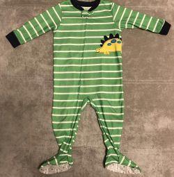 Pijamalele Carter de 18 luni