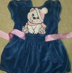 Φόρεμα για το μωρό.
